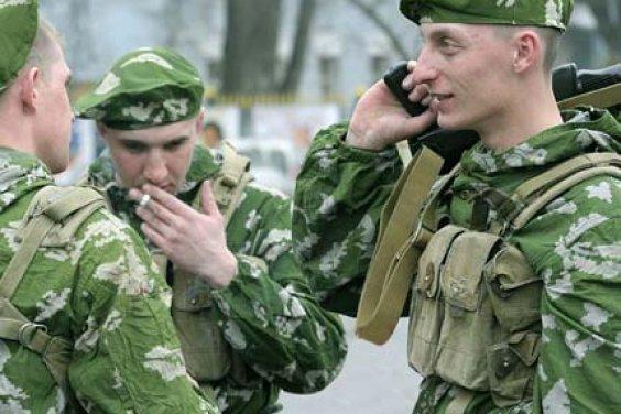 Новые правила присвоения классности военнослужащим в 2012 году