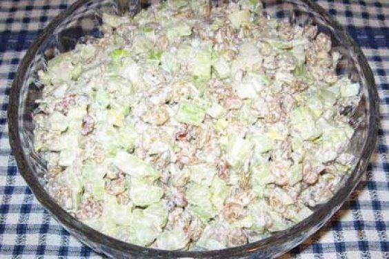 Рецепт салата «Blog»