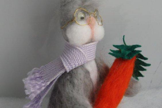 2011 год Кролика