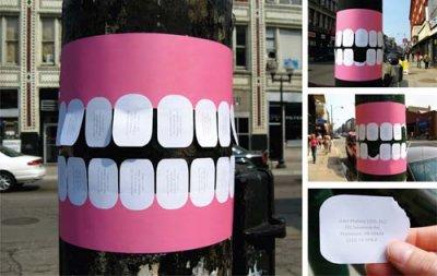 реклама стоматолога