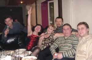 Встреча одноклассников в 2009 году