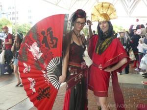 Фестиваль мультипликации OTAKON 2009