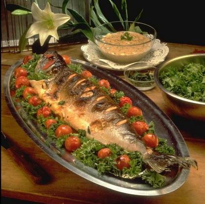 Рецепты фирменных блюд