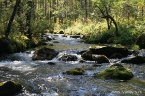 природа Байкала, Слюдянка