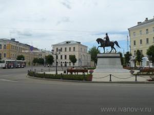Памятник князю Михаилу Ярославовичу Тверскому