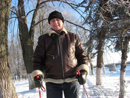 делимся хорошей зимней погодой