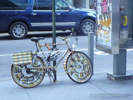 тюнинговый велосипед