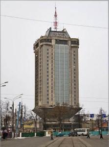 Рюмка - это гостиница Тверь