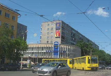 магазин Шайба на Речном в городе Твери