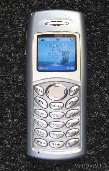 б/у сотовый телефон для дочери
