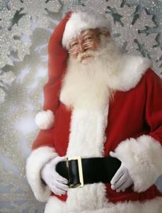 американский Санта Клаус