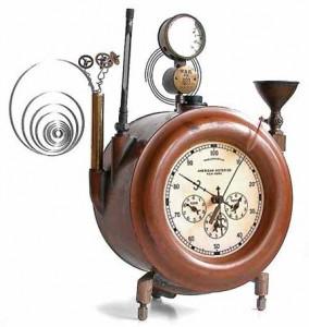Часы барометр
