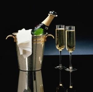 монах изобрёл шампанское