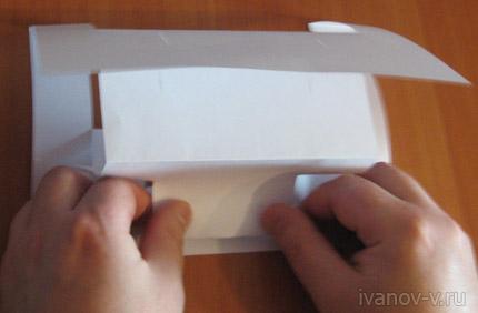головоломка из бумаги