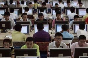 доступ в Интернет в Китае