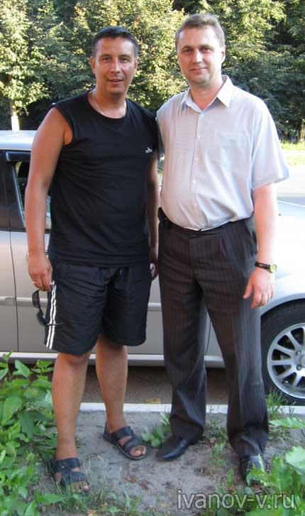 Встреча с Дмитрием Osminog