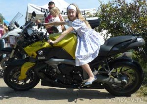 мотоцикл BMV