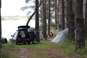 наши соседи на озере Волго
