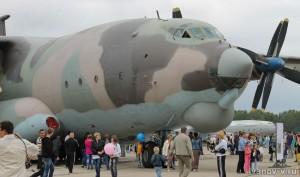 Праздник 100-летие авиации ВВС в Мигалово, АН 22