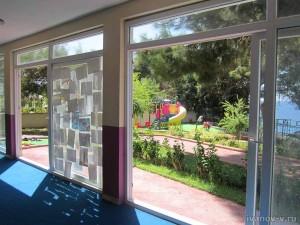 Отель Aska Buse Resort - миниклуб