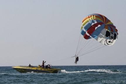 Заметки о Турции парашют