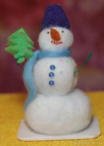 снеговик