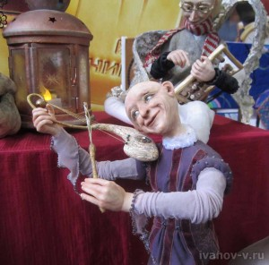 Куклы от мастеров hand made