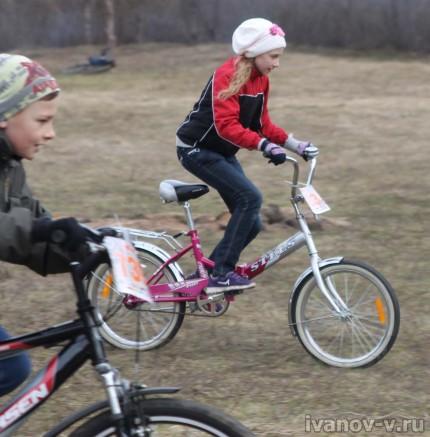 Открытие велосезона 2013, соревнования
