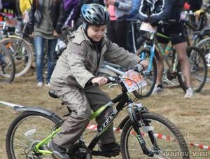 Открытие велосезона 2013, змейка