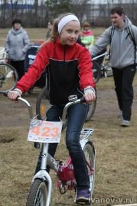 Открытие велосезона 2013, зарегистрированный участник