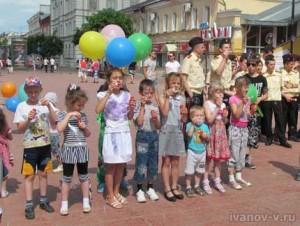 мыльные пузыри и дети