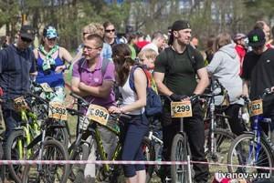 открытие велосезона 2014 в Твери