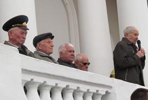 почетные ветераны