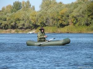 рыбалка с лодки на спиннинг