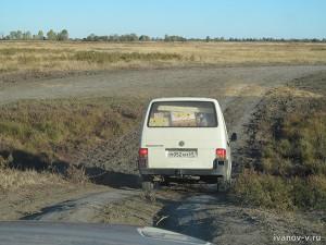дороги на Ахтубе