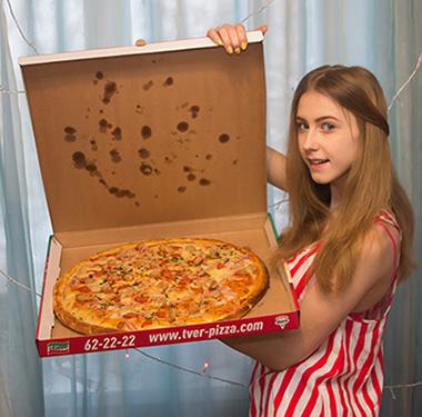 Пицца Сбарро по купону Биглион