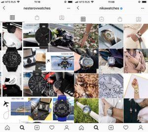 как оформить фото в Инстаграм в одном стиле