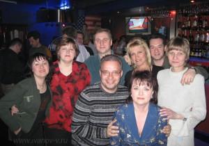 Встреча одноклассников в 2007 году