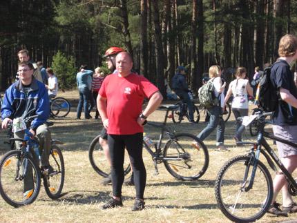 организатор соревнований