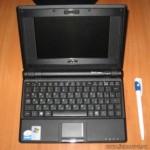 Нетбук ASUS EEE PC для поездок