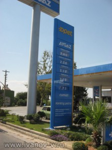 цены на бензин в Турции