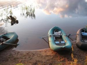 тюнинг резиновой лодки