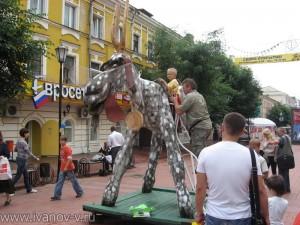 улица Трехсвятская в Твери