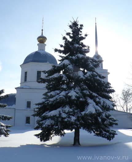Храм Трех Исповедников