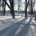 Воспоминания о зиме и снеге