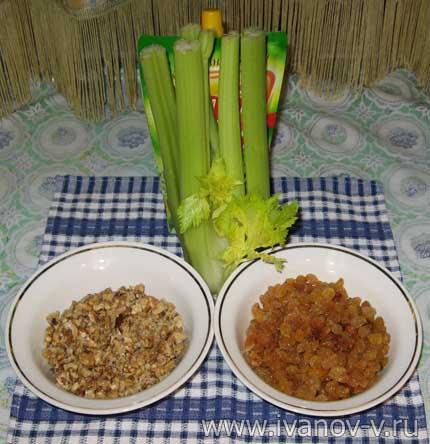 набор продуктов для салата «Blog»