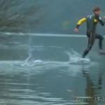 Бег по воде возможен?