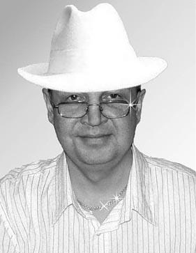 """Евгений EAVASI автор блога """"Белая шляпа"""""""