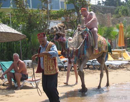 отдохнуть в Турции и выучить несколько фраз на турецком языке