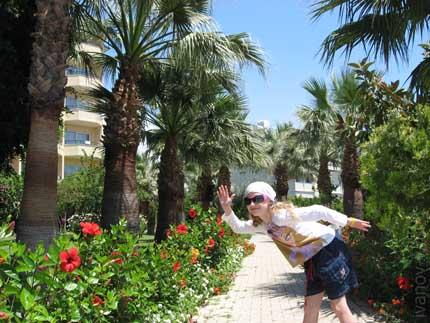 Поездка в Турцию в отель Hotel Antik & Garden